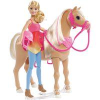 BarbieFamiliaCavaloDancarinoMattel