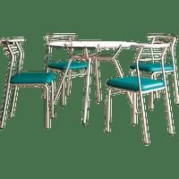 conjunto-sala-de-jantar-carraro-com-4-cadeiras-em-aco-cromado-tampo-em-vidro-carol-turquesa-39105-0
