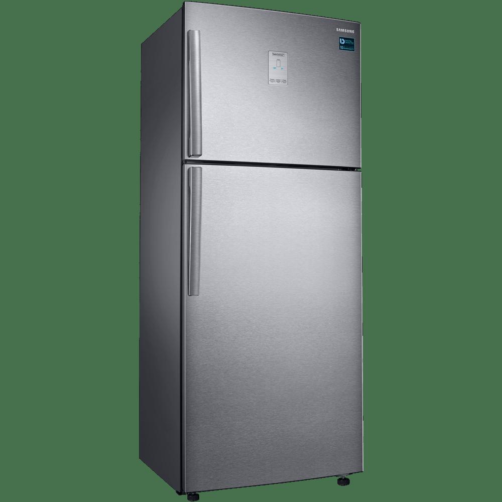 Geladeira / Refrigerador Samsung, Duplex, Frost Free, 453L, Inox - RT46K6361SL 220V