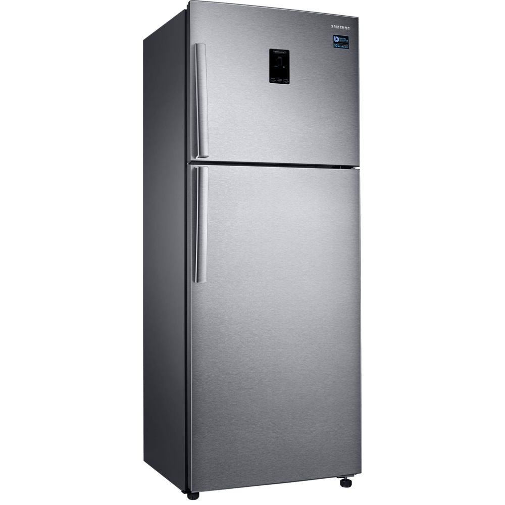 Geladeira / Refrigerador Samsung, Duplex, Frost Free, 384L, Inox - RT38K5430SL 220V