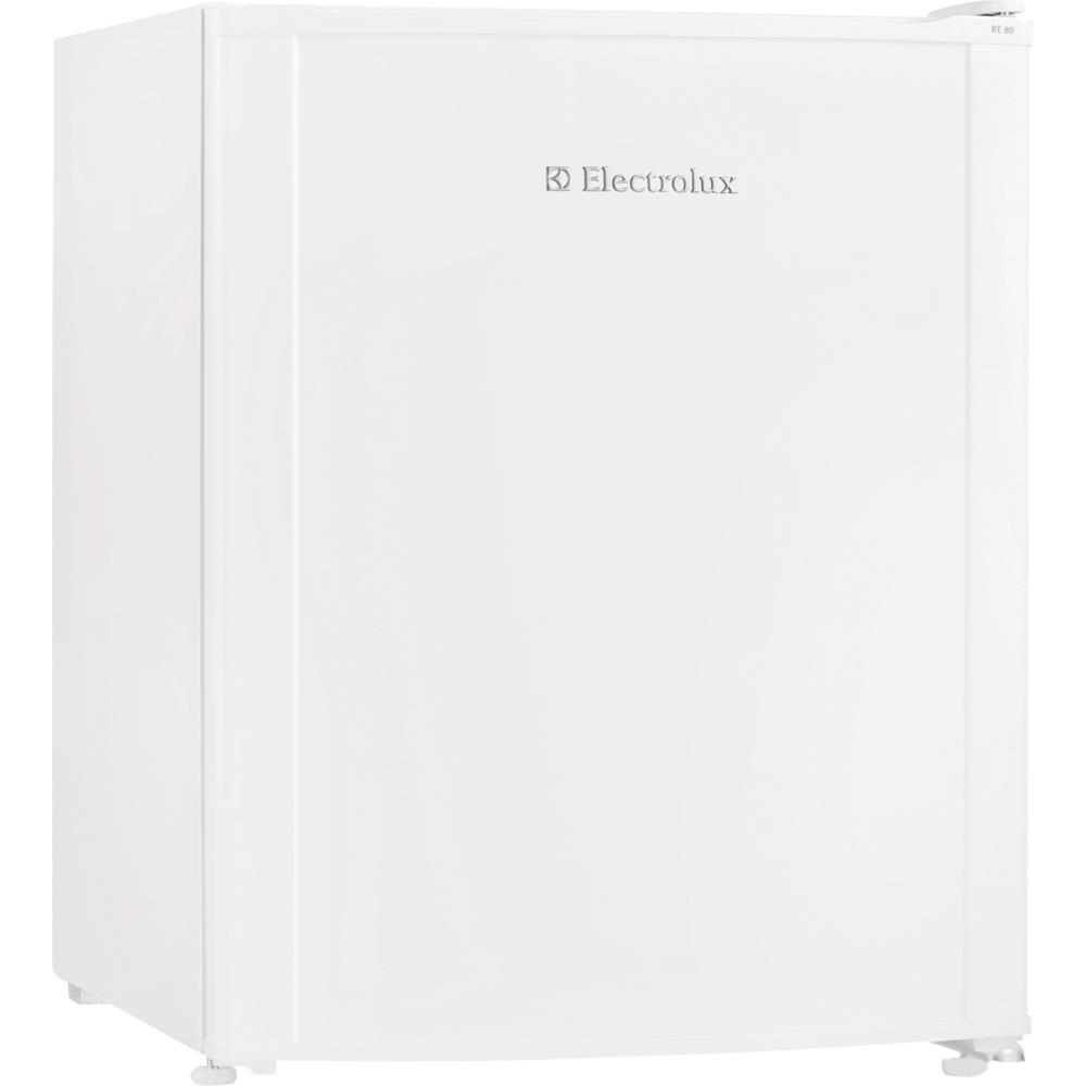 Frigobar Electrolux, 79 L, Compartimento Flex Box, Branco - RE80 220V