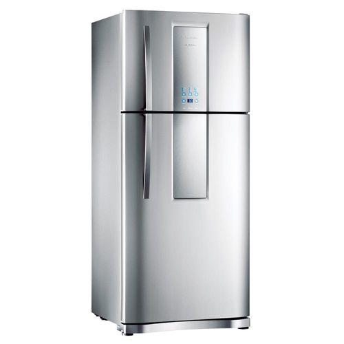 Geladeira / Refrigerador Electrolux Infinity, Frost Free, 553 L, Inox - DF80X