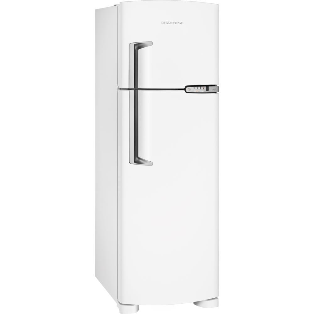 Geladeira / Refrigerador Brastemp Clean, Frost Free, 378 L, Duplex, Branca - BRM42 110V
