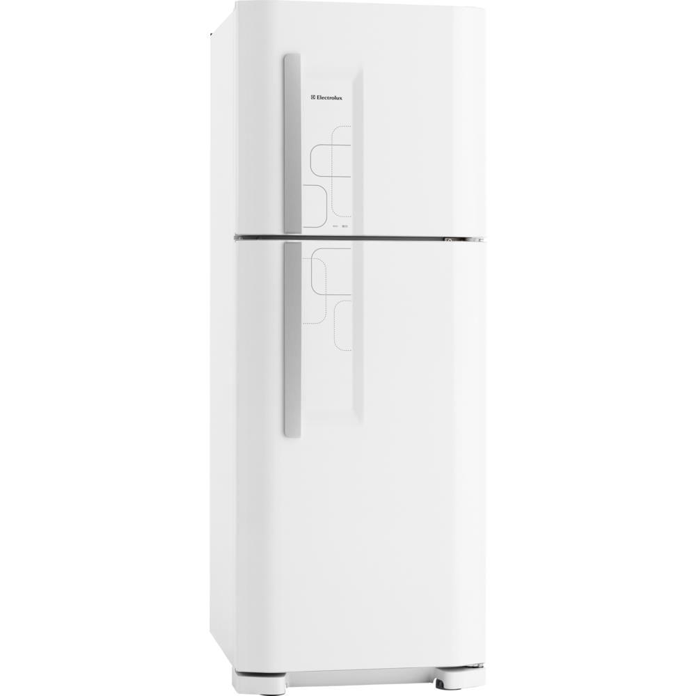 Geladeira / Refrigerador Electrolux Duplex, 475L, Multi Flow System, Branca - DC51 220V