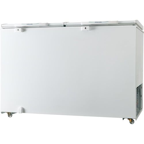 Freezer Horizontal Electrolux 2 Tampas, 385L, Branco - H400 220V