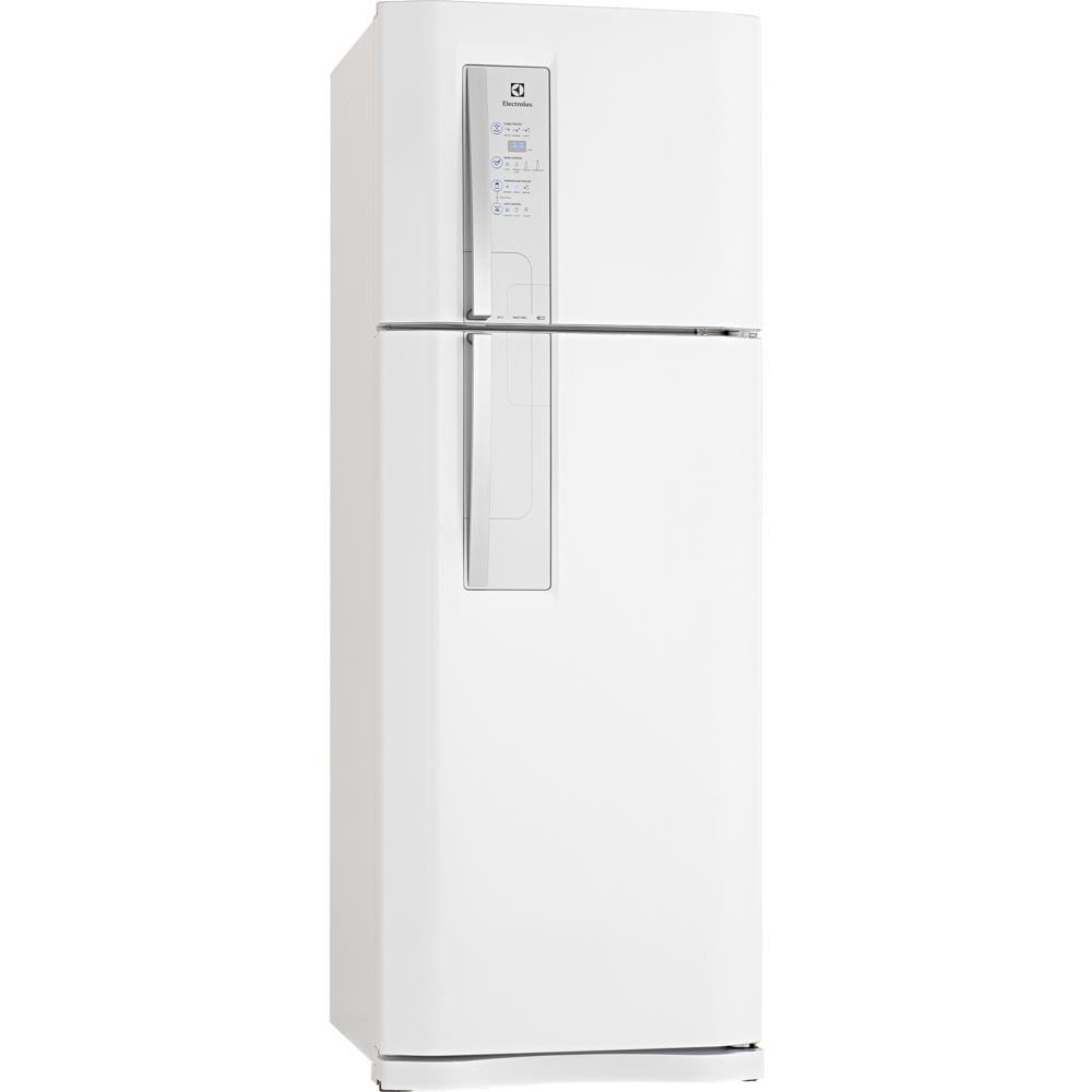 Refrigerador Electrolux Df52 Frost Free Duas Portas 459 Litros Branco 220V