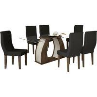 mesa-de-jantar-6-cadeiras-com-tampo-de-vidro-rufato-aurora-verona-wengue-carvalho-tecido-preto-33123-0png