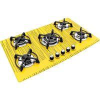 cooktop-casavitra-premium-5-bocas-grafiare-amarelo-e10p57.556t-bivolt-33585-0