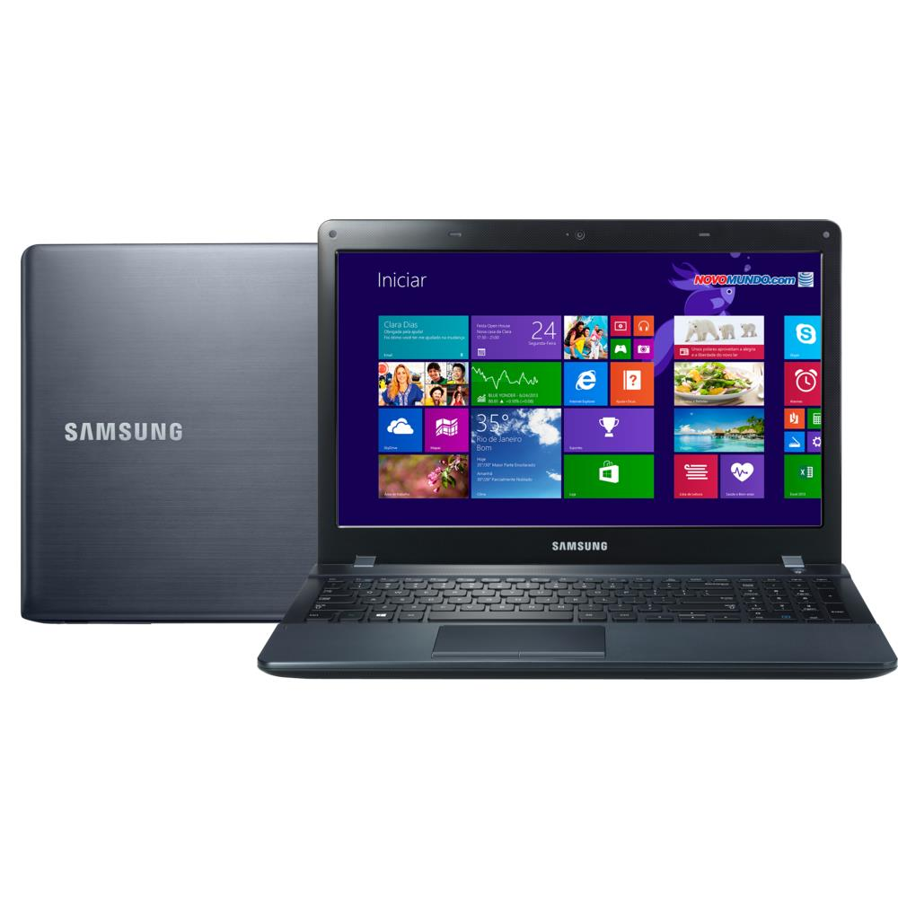 Notebook samsung branco i3