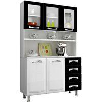 kit-cozinha-5-portas-4-gavetas-itatiaia-premium-branco-preto-i3vg4-120-preto-branco-36307-0png