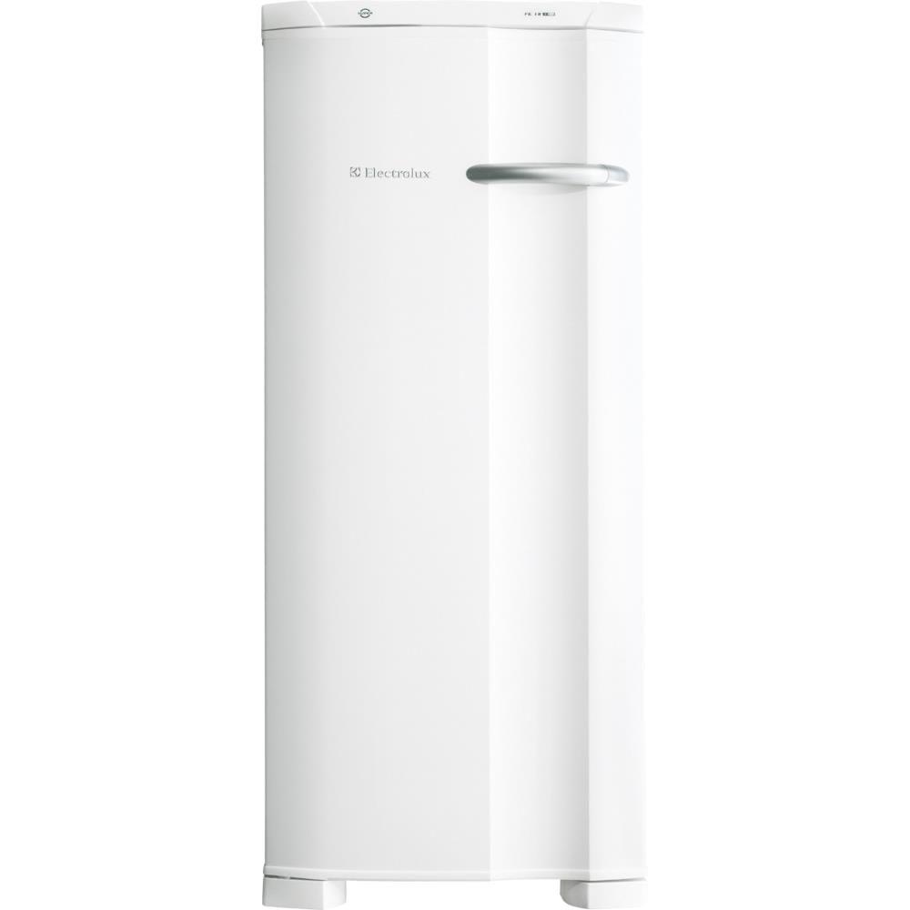 Freezer Vertical Electrolux, 145L, Dreno de Degelo, Branco - FE18 220V