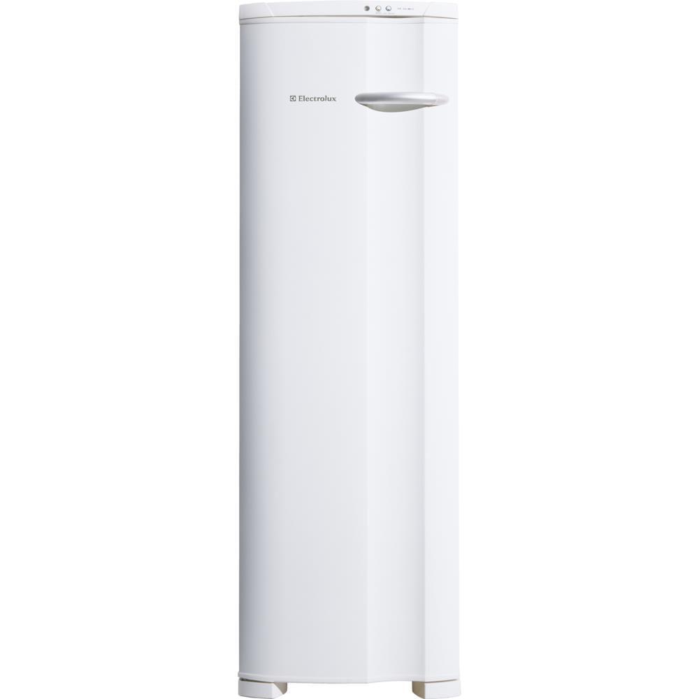 Freezer Vertical Electrolux, 203L, Dreno de Degelo, Branco - FE26 110V