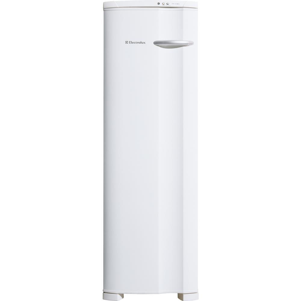 Freezer Vertical Electrolux, Frost Free, 239L, Turbo Flow, Branco - FFE24 220V