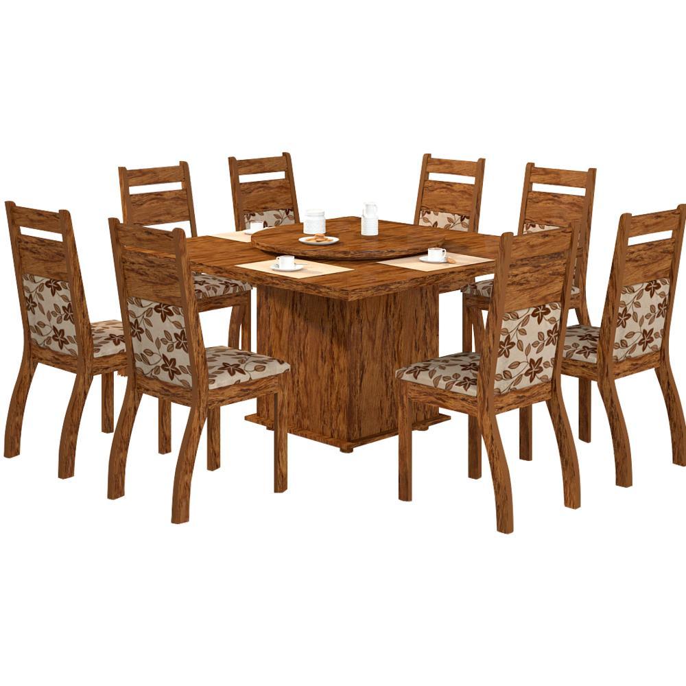 Sala De Jantar Novo Mundo ~ mesadejantar8cadeirasquadradavieromoveissaraavelamagia36542