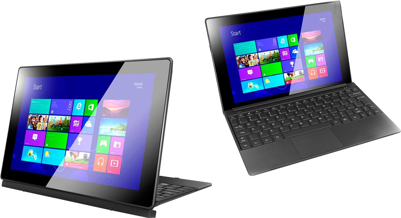 Notebook 2 em 1 CCE F10 - 30 Intel Atom, 1GB, 16GB, 10.1 ´