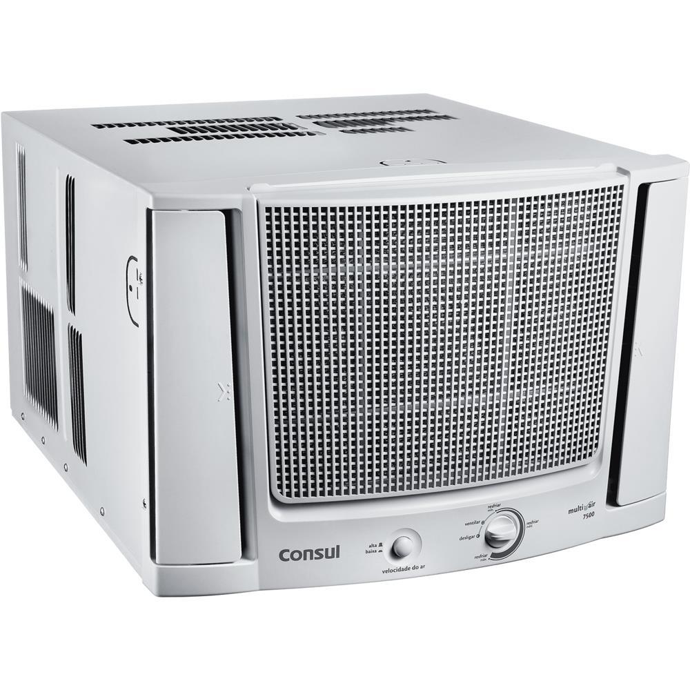 Ar Condicionado Janela Consul, 7500 BTUS, Branco - CCF07 220V