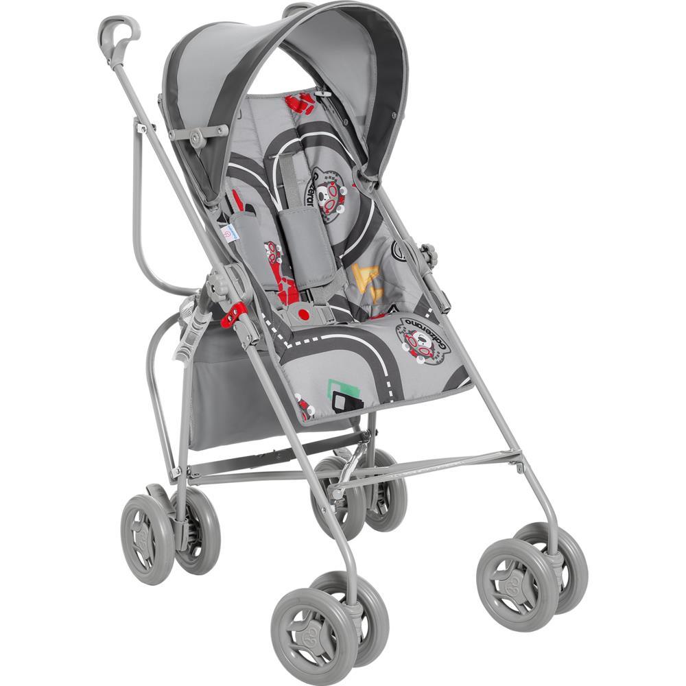 Carrinho de Bebê Reversível Fórmula Baby Até 15 kg - Galzerano 1001