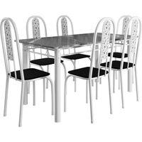 mesa-de-jantar-7-pecas-em-granito-metalplus-araguaia-branco-platina-preto-33724-0
