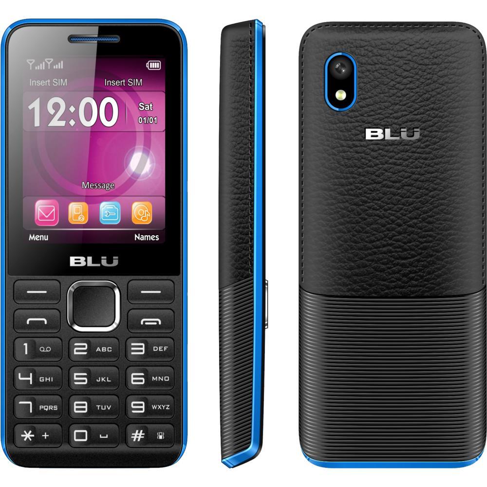 celular blu tank 2 dual chip bluetooth e r dio fm preto. Black Bedroom Furniture Sets. Home Design Ideas