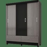 guarda-roupa-3-portas-2-gavetas-demobile-sinfonia-cinza-preto-38635-0