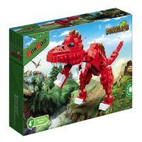 DinossauroTiranossauroRex155PecasBanbao