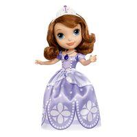 PrincesinhaSofiaBonecacomVestidoRoxoMattel