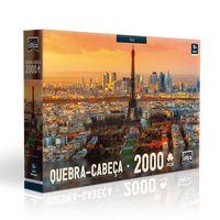 QuebraCabecaParis2000PecasToyster