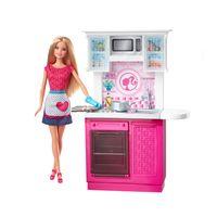 BarbieCozinhaPremiumMattel