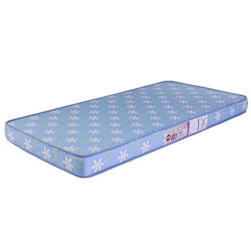 Colchão Luckspuma Azul 88x188x12cm D20 Infantil