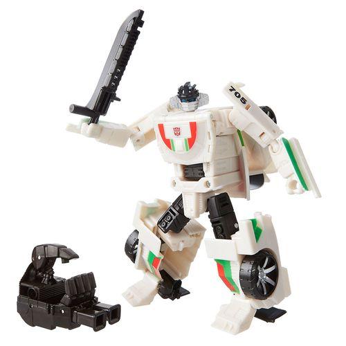 Boneco Transformers Generations de Luxe Wheeljack Hasbro