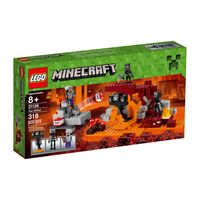 LegoMinecraft21126OWhiterLEGO