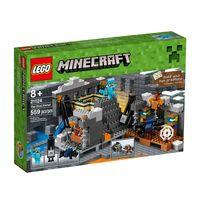 LegoMinecraft21124OPortaldoFimLEGO