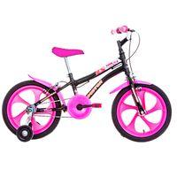 BicicletaAro16TinaPretaHouston