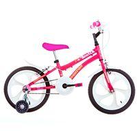 BicicletaAro16TinaRosaPinkHouston