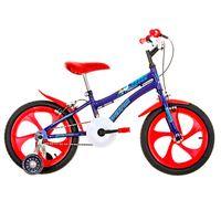 BicicletaAro16NicAzulHouston