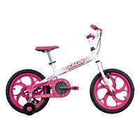 BicicletaAro16CeciBrancaCaloi