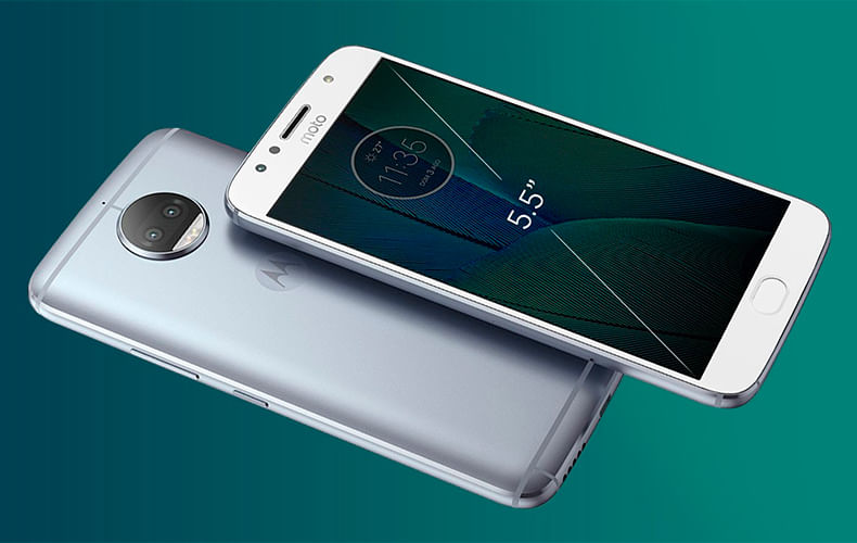 Tela Moto G5S Plus
