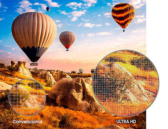 Smart 4K UHD TV MU6300
