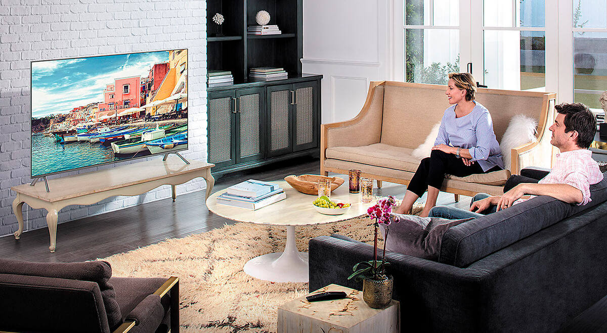 Smart TV Samsung MU7000