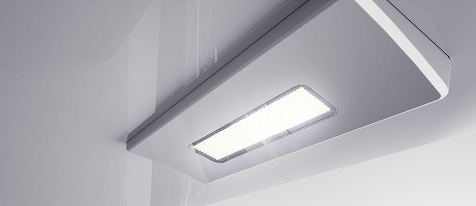 Iluminação LED Brastemp BRE50
