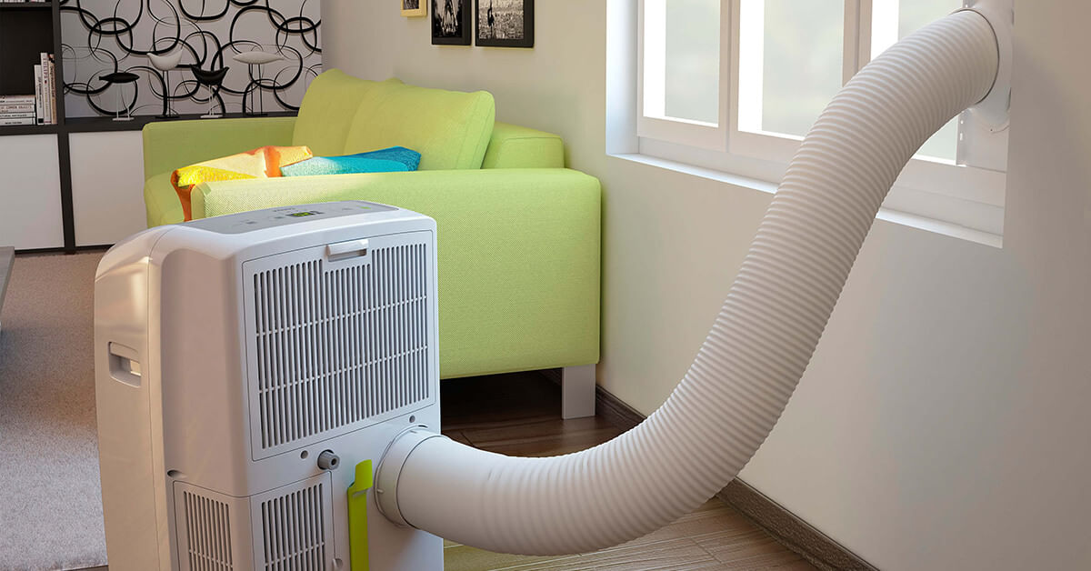 Condicionador de Ar Portátil Consul C1A12BB