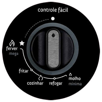 Cooktop Consul Facilite CD075AE