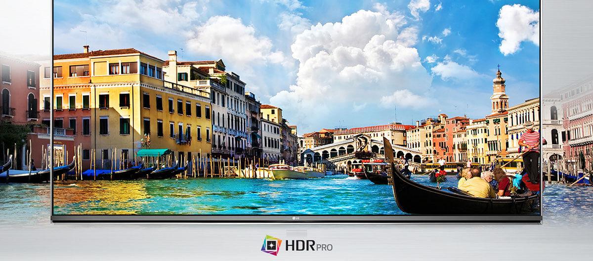HDR PRO Smart Tv LG UHD 4K 55UH6150