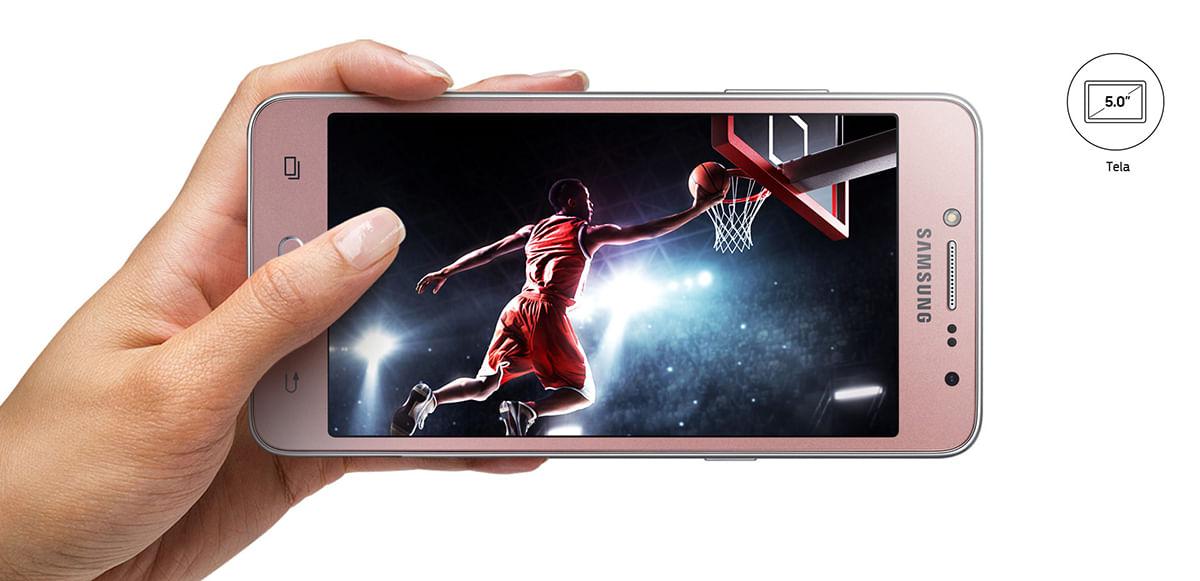 Selfies Galaxy J2 Prime