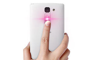 Smart Button - Smartphone LG Volt
