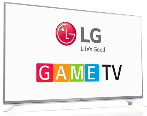 Game Tv LG 43LF5410
