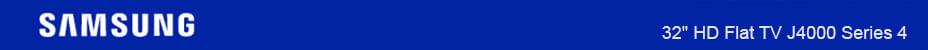 Banner UN32J4000AG
