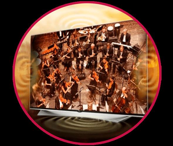 ULTRA Surround - TV LG 79UF7700
