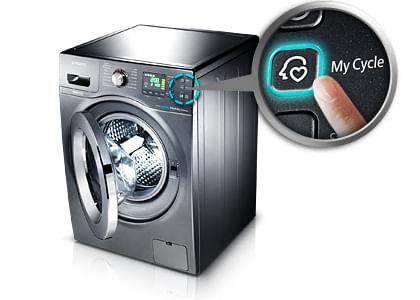 Recurso My Cicle Lava e Seca Samsung BWD106UHSAWQ
