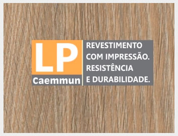 Acabamento LP - Painel Caemmun Adapt - Nicho